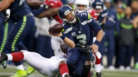 Seattle Seahawks (last week: 7)