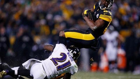 Steelers 31 - Ravens 27