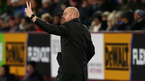 Sean Dyche is still working his magic