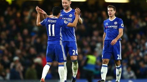 Ho hum for Chelsea