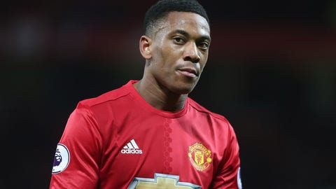 Anthony Martial, Manchester United – €92.5m
