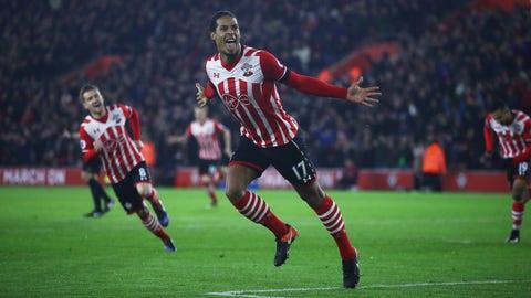 Southampton — Virgil van Dijk