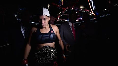 UFC 207: Nunes v Rousey