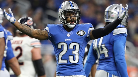 Green Bay Packers at Detroit Lions, 8:30 p.m. NBC