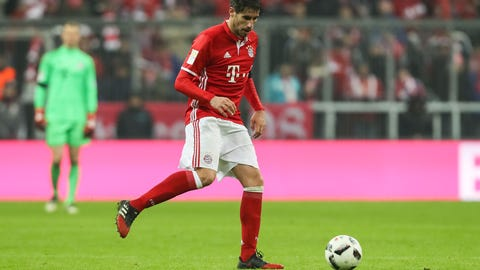 Javi Martinez's ability in defense