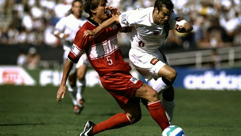 1998: Chicago Fire 2, D.C. United 0