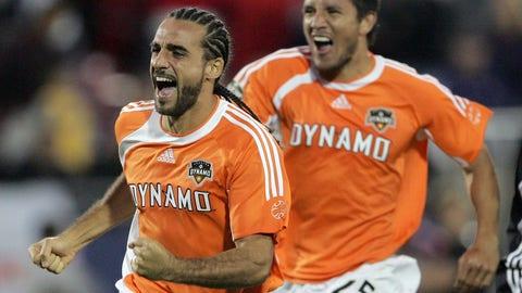 2006: Houston Dynamo 1, New England Revolution 1 (PKs)