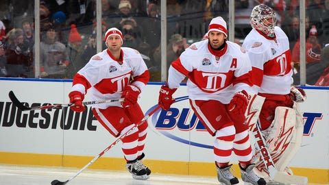 Detroit Red Wings, 2009