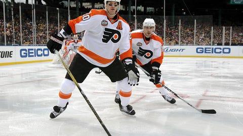 Philadelphia Flyers, 2010