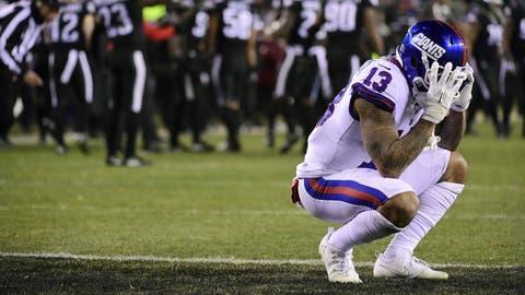 NFC #5 seed: New York Giants (10-5)