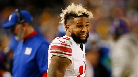 NFC #5 seed: New York Giants (8-4)