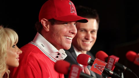 Josh Hamilton - Los Angeles Angels