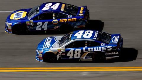 Hendrick Motorsports, 4