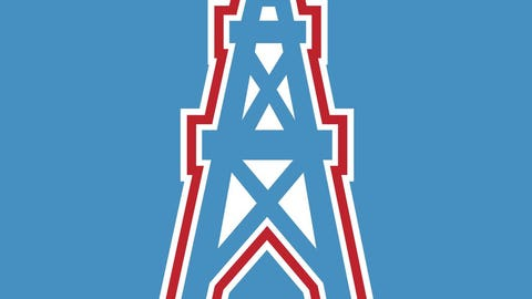 1. Houston Oilers (1980-96)