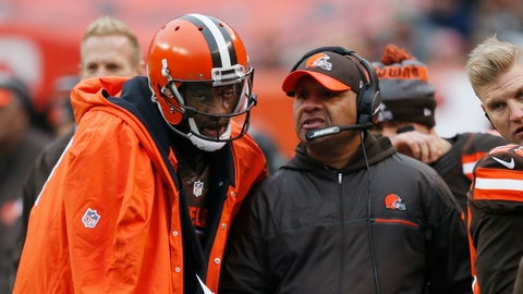 Cleveland Browns: 16
