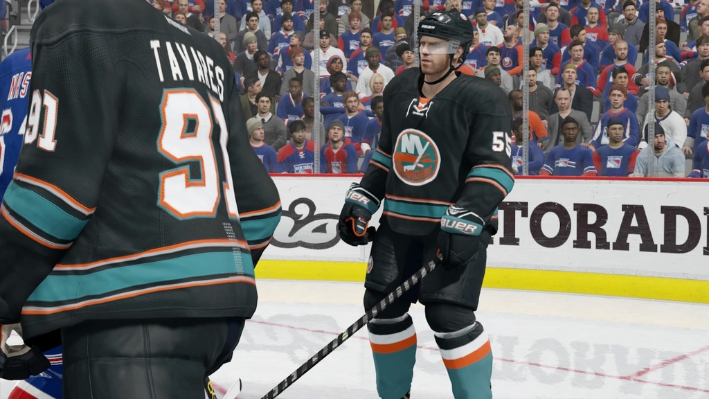 check out 767b2 b7c1f Here's what every NHL team would look like in a 'Color Rush ...