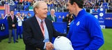 Jack Nicklaus' advice for Rory McIlroy