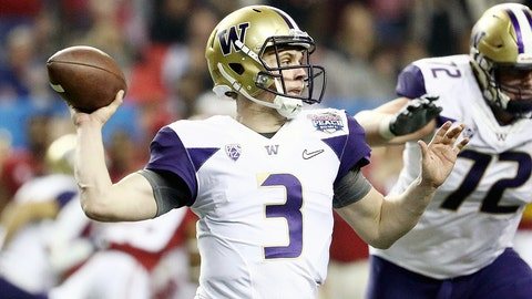 Jake Browning, QB, Washington (+1000)