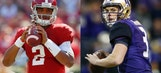 In Alabama and Washington's Peach Bowl matchup, it's all about the QBs