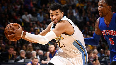Jamal Murray, Toronto Raptors