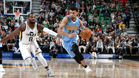 Jamal Murray, SG, Denver Nuggets