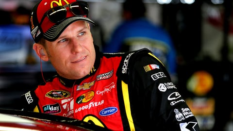 1. Jamie McMurray