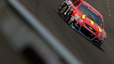 Jamie McMurray, Indianapolis Motor Speedway, 15.00