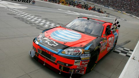 Jeff Burton to Richard Childress Racing