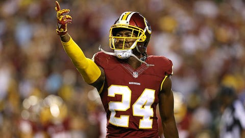 Josh Norman, CB, Redskins
