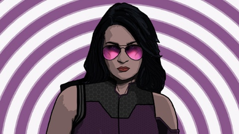 Kate Bishop/Hawkeye