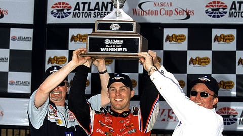Kevin Harvick,  Atlanta Motor Speedway, 17.62