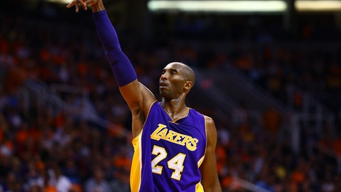 Kobe Bryant | 7 years (2004–11) | $136,400,000 | Los Angeles Lakers