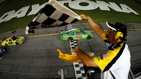Daytona International Speedway, 1
