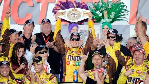 Las Vegas Motor Speedway, 1