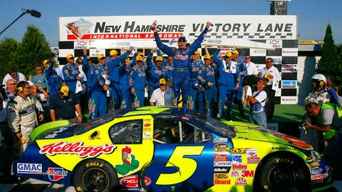 New Hampshire Motor Speedway, 2
