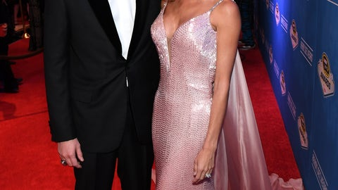 Kyle Busch and wife Samantha