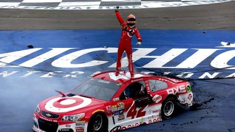 186 drivers have won races