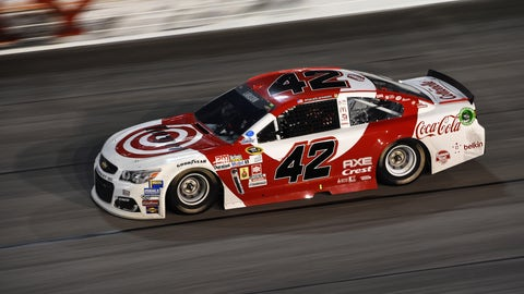 Kyle Larson, Darlington Raceway, 7.00