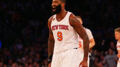 Kyle O'Quinn, New York Knicks