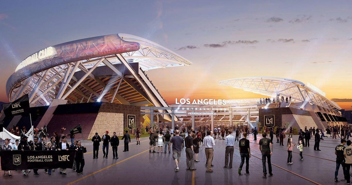 Lafc unveils renderings of safe standing sections - Washington park swimming pool milwaukee ...