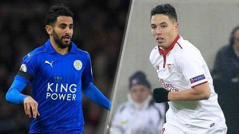 Leicester City vs. Sevilla