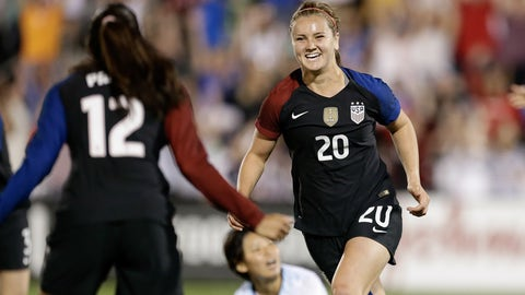 Lindsey Horan (Portland Thorns FC)