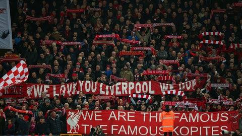 Liverpool - €76 million