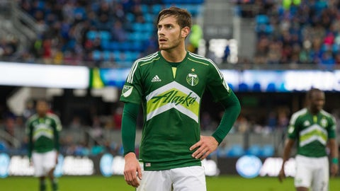 Portland Timbers* - Lucas Melano: $1.010 million