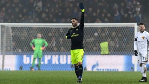 Lucas Perez is back, and he could be Arsenal's ace in the hole
