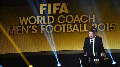 The Best FIFA Men's Coach 2016