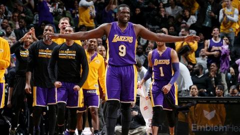 Luol Deng, SF, Los Angeles Lakers