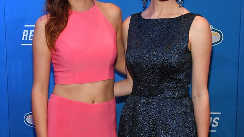 Miss Sprint Cup Madison Martin and Julianna White