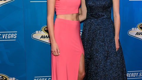 Miss Sprint Cup: Madison Martin and Julianna White