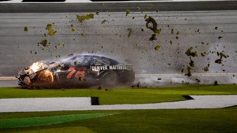 Martin Truex Jr., Daytona International Speedway, 22.52